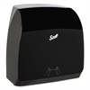 MOD* Slimroll* Towel Dispenser, 12.63 x 10.2 x 16.13, Black