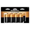 CopperTop Alkaline Batteries, D, 8/PK