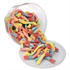 Candy Assortments, Sour Neon Worms, Tub, 1.75 lb