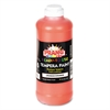 Prang Ready-to-Use Tempera Paint, Orange, 16 oz