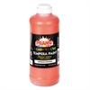 Prang Ready-to-Use Tempera Paint, Orange, 16 oz