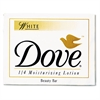 Dove Bar Soap, 4.25oz, 72/Carton