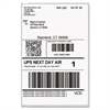 LabelWriter Shipping Labels, 4 x 6, White, 220 Labels/Roll