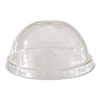 Eco-Products GreenStripe Renew & Comp Cold Cup Dome Lids, Fits 9-24oz., 100/PK, 10 PK/CT