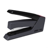Rapid Press Less SuperFlatClinch Stapler, 30-Sheet Capacity, Black