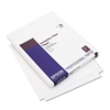 Exhibition Fiber Paper, 8-1/2 x 11, White, 25 Sheets