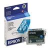 Epson T059220 (59) UltraChrome K3 Ink, Cyan