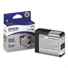 Epson T580800 UltraChrome K3 Ink, Matte Black