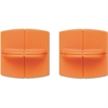 "Fiskars Replacement Steel Blade Carriage for 12"" Portable Trimmer, 2/Pack"