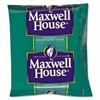 Maxwell House Coffee, Original Roast Decaf, 1.1oz Pack, 42/Carton