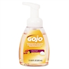 GOJO Premium Foam Antibacterial Hand Wash, Fresh Fruit Scent, 7.5 oz Pump, 6/Carton
