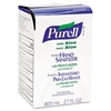 PURELL Instant Hand Sanitizer 800mL Refill, Aloe, 12/Carton