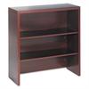 HON Valido 11500 Series Bookcase Hutch, 36w x 14-5/8d x 37-1/2h, Mahogany