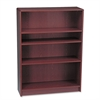 1890 Series Bookcase, Four Shelf, 36w x 11 1/2d x 48 3/4h, Mahogany