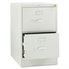 310 Series Two-Drawer, Full-Suspension File, Legal, 26-1/2d, Light Gray