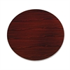 "HON 10500 Series Round Table Top, 48"" Diameter, Mahogany"