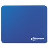 Natural Rubber Mouse Pad, Blue