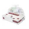 Jaguar Plastics Industrial Drum Liners, 2.7mil, 38 x 63, Clear, 50 Bags/Roll, 1 Rolls/CT