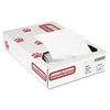 Jaguar Plastics Heavy Grade Can Liners, 60gal, 13 Micron, 38 x 60, Natural, 200/Carton