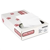Jaguar Plastics Industrial Strength Commercial Can Liners, 20-30gal, .7mil, White, 200/Carton