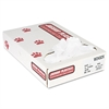 Jaguar Plastics Industrial Strength Commercial Can Liners, 12-16gal, .5mil, White, 500/Carton
