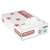 Jaguar Plastics Industrial Strength Commercial Can Liners, 20-30gal, .9mil, White, 100/Carton