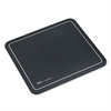SRV Optical Mouse Pad, Nonskid Base, 9 x 7-3/4, Gray