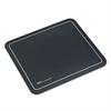 SRV Optical Mouse Pad, Nonskid Base, 9 x 7-3/4, Gray