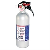 Kidde FX511 Automobile Fire Extinguisher, 5 B:C, 100psi, 14.5h x 3.25 dia, 2lb