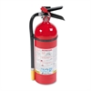 ProLine Pro 5 MP Fire Extinguisher, 3 A, 40 B:C, 195psi, 16.07h x 4.5 dia, 5lb