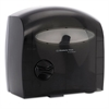 PROFESSIONAL* Electronic Coreless JRT Tissue Dispenser, 12 3/5w x 6 7/8d x 13h, Smoke/Gray