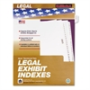"80000 Series Legal Index Dividers, Side Tab, Printed ""Exhibit B"", 25/Pack"