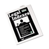 "80000 Series Legal Index Dividers, Bottom Tab, Printed ""Exhibit Q"", 25/Pack"