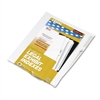 "80000 Series Legal Index Dividers, Side Tab, Printed ""32"", 25/Pack"