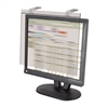 "Kantek LCD Protect Privacy Antiglare Deluxe Filter, 19""-20"" Widescreen LCD, 16:10"