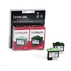 10N0595 (17, 27) Ink, 429 Page-Yield, 2/Pack, Black; Tri-Color