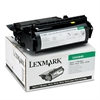 Lexmark 12A5840 Toner, 10000 Page-Yield, Black