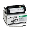 Lexmark 12A5849 High-Yield Toner for Labels, 25000 Page-Yield, Black