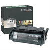 Lexmark 12A7462 High-Yield Toner, 21000 Page-Yield, Black