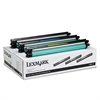 Lexmark 12N0772 Photoconductor Kit, Tri-Color