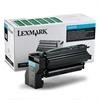 Lexmark 15G042C High-Yield Toner, 15000 Page-Yield, Cyan