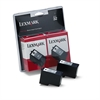 Lexmark 18C0533 Ink, 200 Page-Yield, 2/Pack, Black