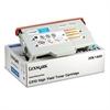 Lexmark 20K1400 High-Yield Toner, 6600 Page-Yield, Cyan