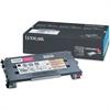 Lexmark C500S2MG Toner, 1500 Page-Yield, Magenta