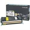 Lexmark C5200YS Toner, 1500 Page-Yield, Yellow