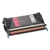 Lexmark C5222MS Toner, 3000 Page-Yield, Magenta