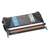 Lexmark C5240CH High-Yield Toner, 5000 Page-Yield, Cyan
