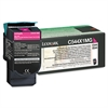 C544X1MG Extra High-Yield Toner, 4000 Page-Yield, Magenta