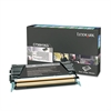 Lexmark C736H1KG High-Yield Toner, 12000 Page-Yield, Black