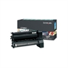 Lexmark C7700KH High-Yield Toner, 10000 Page-Yield, Black